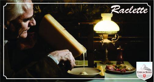 Casa da Suíça - Raclette